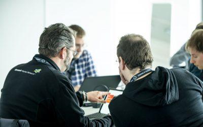 Erfolgreicher d.velop Hackathon